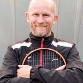 Director of Tennis Coaching Adrian Moll
