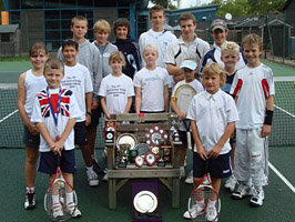 Maidstone Tennis Academy Hall of Fame