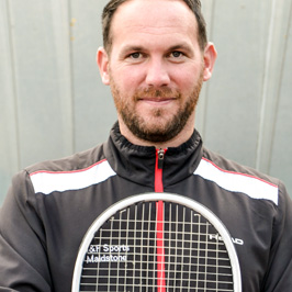 Head Tennis Coach Rob Fullagar