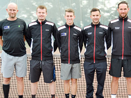 Meet the coaches at Maidstone Tennis Academy